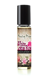 White Lotus Rose Natural Perfume