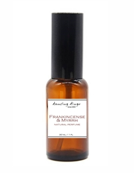 Frankincense & Myrrh Natural Spray Perfume