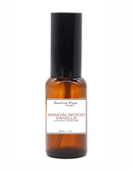 Sandalwood Vanilla Natural Spray Perfume