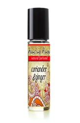 Coriander & Ginger Natural Perfume Oil for Men