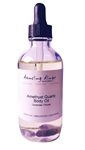 Amethyst Quartz Body Oil