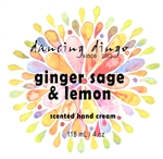 Ginger Sage & Lemon Trio