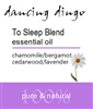 TO SLEEP BLEND Essential Oil