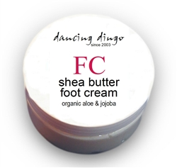 Dancing Dingo Shea Butter Rich Foot Cream