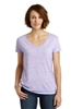 District Made Ladies Cosmic Relaxed V-neck Tee