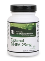 Optimal Optimal DHEA 25MG