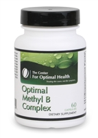 Optimal Methyl B Complex 60 count