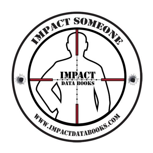 Impact Data Book Sticker