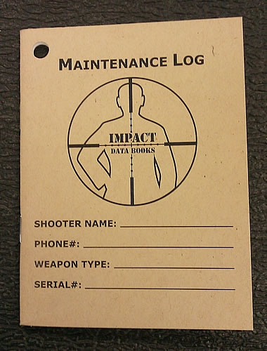 Precision Rifle Data Book
