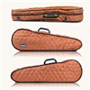 Bam Hoodie Cover for Contoured Violin Case - Brown