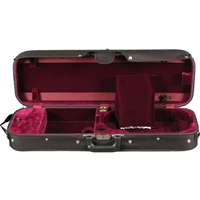 Bobelock 1002 Oblong Violin Case - Velvet