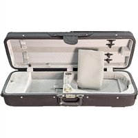 Bobelock 1003 Featherlite Violin Case - Velvet