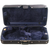Bobelock 1022 Oblong Mandolin/Fiddle Double Case