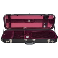 Bobelock 1060 Fiberglass Oblong Violin Case