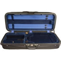 Bobelock 2005 Featherlite Oblong Viola Case - Velvet
