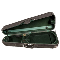 Bobelock 2028 Arrow Viola Case - Velvet