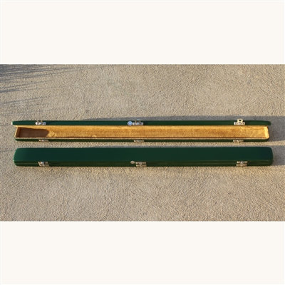 Bobelock Fiberglass Single Bow Case - Green