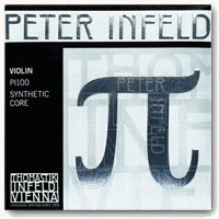 Thomastik Peter Infeld (PI) Violin String Set