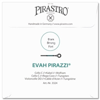 Pirastro Evah Pirazzi Cello C String - Heavy/Stark Gauge - 4/4