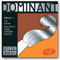 Thomastik Dominant Cello D String - Heavy/Stark Gauge - 4/4