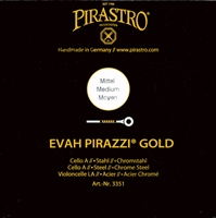 Pirastro Evah Pirazzi Gold Cello A String