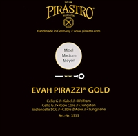 Pirastro Evah Pirazzi Gold Cello G String