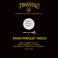 Pirastro Evah Pirazzi Gold Cello C String