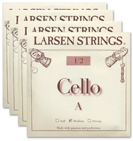 Larsen (Original) Cello String Set - 1/2 Size