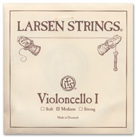 Larsen (Original) Cello A String - 4/4 - Medium Gauge