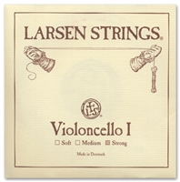Larsen (Original) Cello A String - 4/4 - Heavy/Strong Gauge