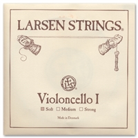 Larsen (Original) Cello A String - 4/4 - Light/Soft Gauge