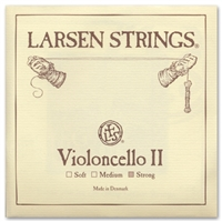 Larsen (Original) Cello D String - 4/4 - Heavy/Strong Gauge