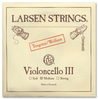 Larsen (Original) Cello G String - 4/4 - Medium Gauge