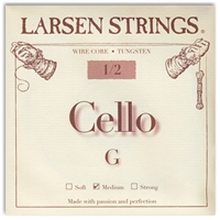 Larsen (Original) Cello G String - 1/2 Size
