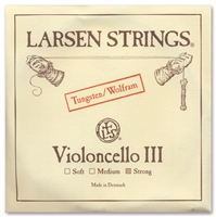 Larsen (Original) Cello G String - 4/4 - Heavy/Strong Gauge