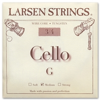 Larsen (Original) Cello G String - 3/4 Size