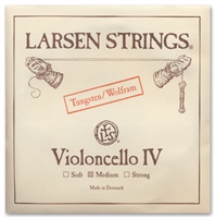 Larsen (Original) Cello C String - 4/4 - Medium Gauge