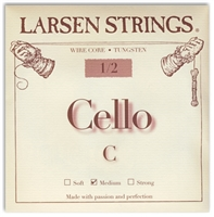 Larsen (Original) Cello C String - 1/2 Size