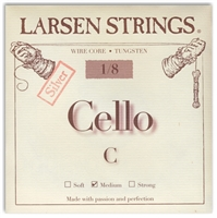 Larsen (Original) Cello C String - 1/8 Size