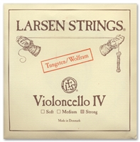 Larsen (Original) Cello C String - 4/4 - Heavy/Strong Gauge