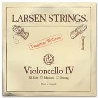 Larsen (Original) Cello C String - 4/4 - Light/Soft Gauge