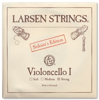 Larsen Soloist Cello A String - Heavy/Strong Gauge