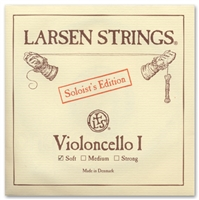 Larsen Soloist Cello A String - Light/Soft Gauge