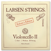 Larsen Soloist Cello D String - Heavy/Strong Gauge
