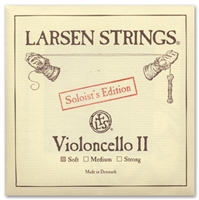 Larsen Soloist Cello D String - Light/Soft Gauge