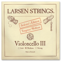 Larsen Soloist Cello G String - Medium Gauge