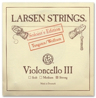 Larsen Soloist Cello G String - Heavy/Strong Gauge