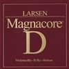 Larsen Magnacore Cello D String - Medium Gauge
