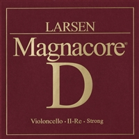 Larsen Magnacore Cello D String - Heavy/Strong Gauge