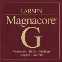 Larsen Magnacore Cello G String - Medium Gauge